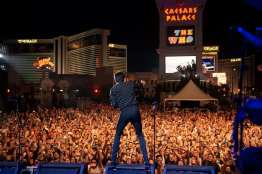 The Killers at Caesars Palace - Jimmy Kimmel Live