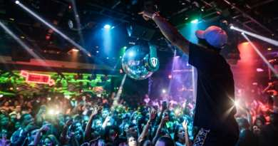 1 OAK Las Vegas Celebrates Halloween Weekend
