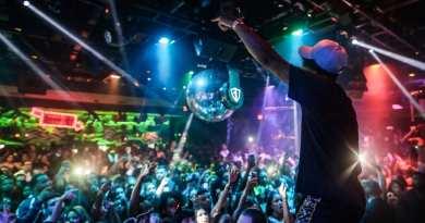 1 OAK Las Vegas Celebrates Halloween Weekend