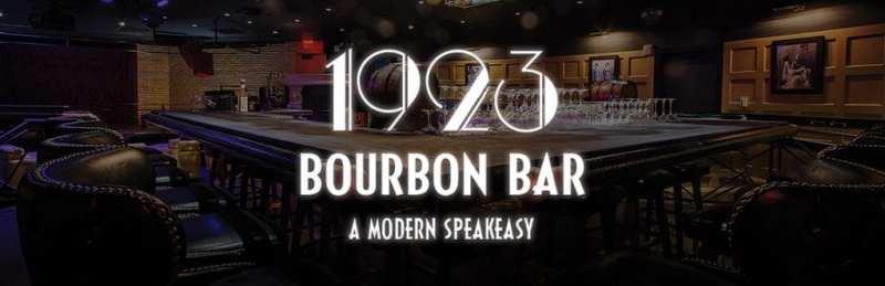 1923 Bourbon Bar
