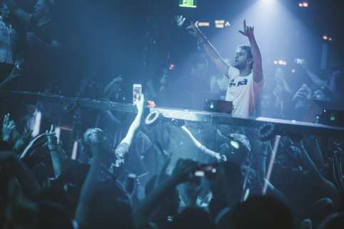 Zedd at OMNIA Nightclub