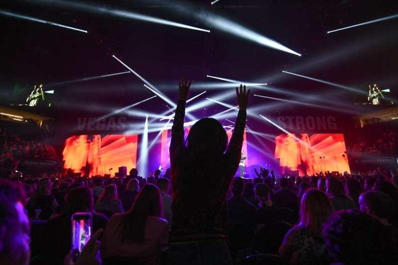 Vegas Strong Benefit Concert Attendees
