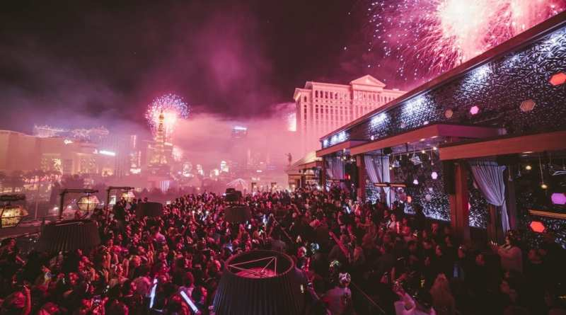 OMNIA NYE 2017 with Calvin Harris