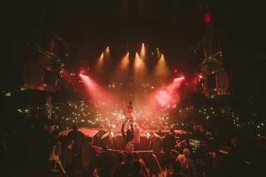 OMNIA NYE 2017 with Travis Scott 01