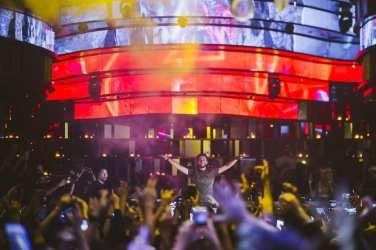Zedd at OMNIA - Photo Credit Aaron Garcia