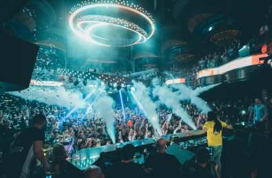 OMNIA Nightclub Celebrates Its Three-Year Anniversary