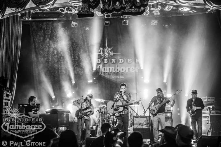 Bender Jamboree at the Plaza Hotel - Day One
