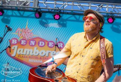 Bender Jamboree at the Plaza Hotel - Day Three