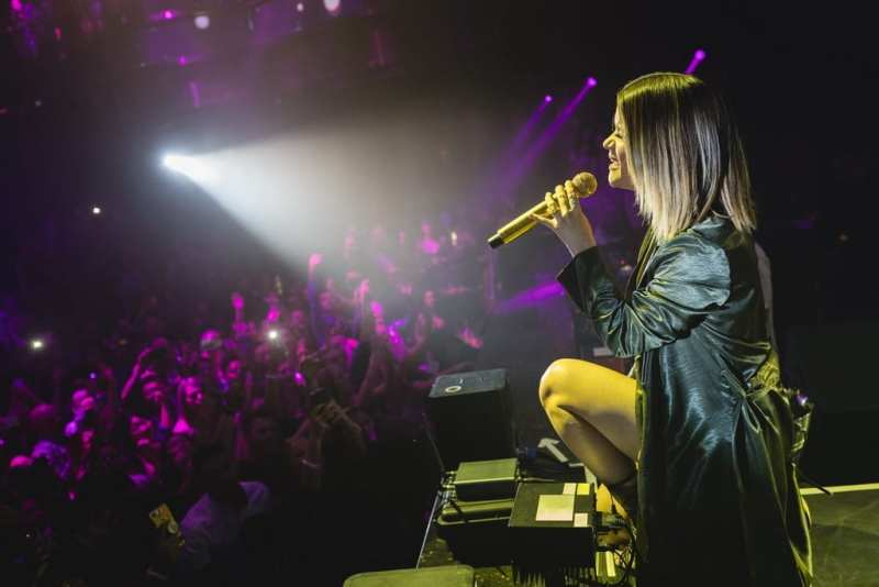 Maren Morris at OMNIA Nightclub - Photo Cred Joe Janet