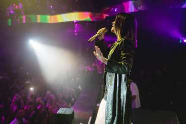 Maren Morris at OMNIA Nightclub - Photo Cred Joe Janet