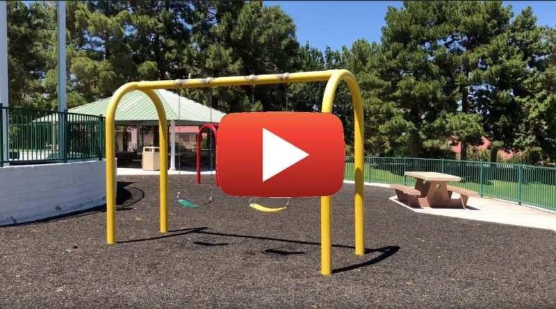 Foxridge Park Swings in Henderson
