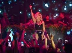 Halsey at Playboy's Midsummer Night's Dream at Marquee Nightclub