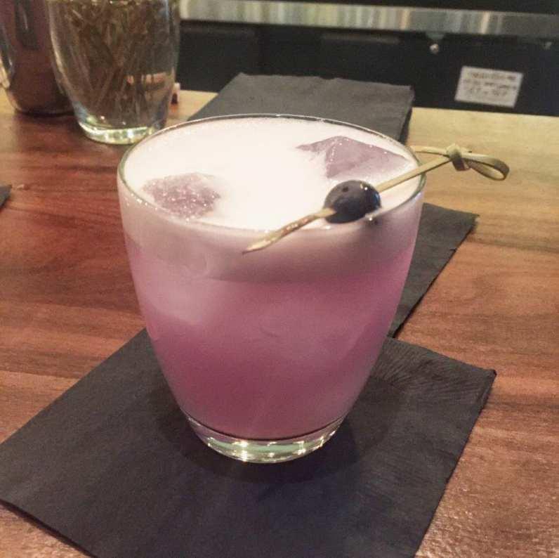 Oscar's Steakhouse Cocktail