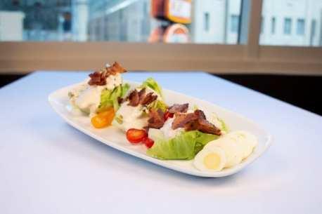 Oscar's Steakhouse - Vinne Fs Steakhouse Wedge Salad