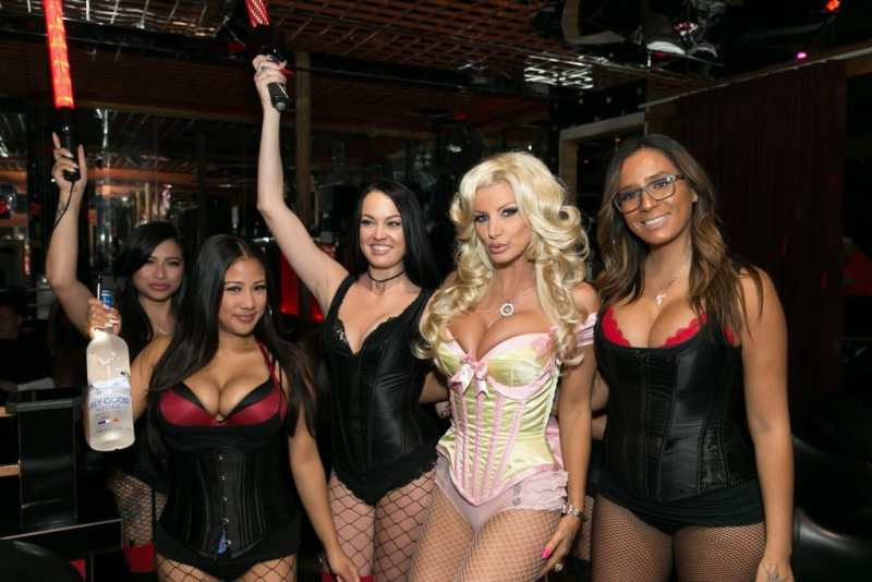 Brittany Andrews with Bottle Presentation - Crazy Horse III