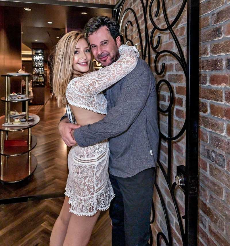 Jennifer Finnigan from Salvation celebrates her birthday with husband, actor Jonathan Silverman.
