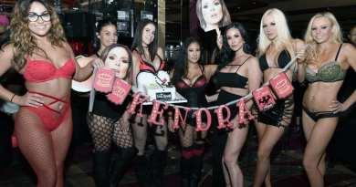 Kendra Lust's Birthday Banner