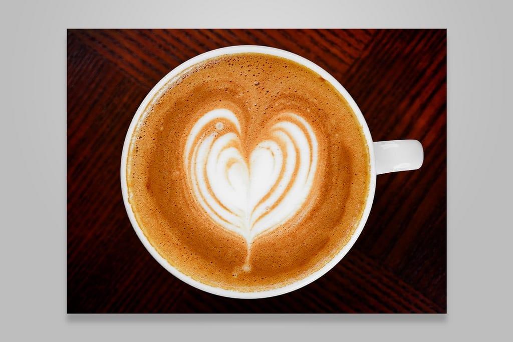 Latte Love at Modernist Cuisine Gallery