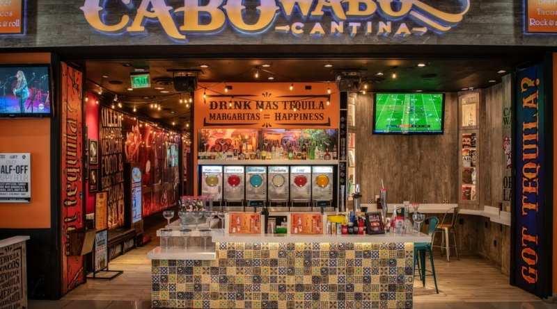 Cabo Wabo Front Bar