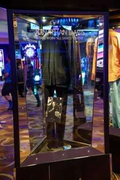 Jonathan Davis At Hard Rock Hotel
