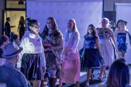 Las Vegas Fashion Council - Fashion designs by student designers. Photo Credit_ Joel Cada
