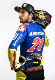 Monster Energy Supercross - Jason Anderson