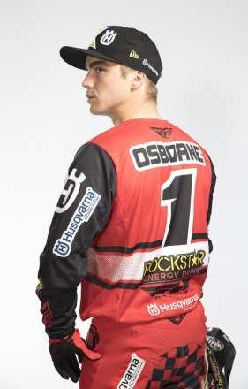 Monster Energy Supercross - Zach Osborne