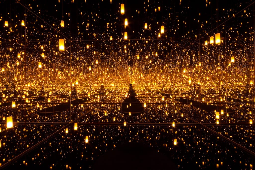 Bellagio Gallery of Fine Art Presents Yayoi Kusama's Aftermath of Obliteration of Eternity and Narcissus Garden