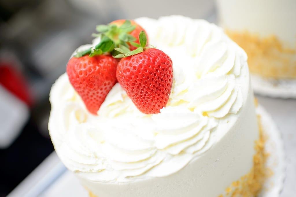 Freed's Bakery - Strawberry Shortcake