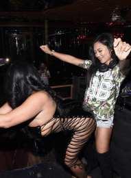 Kiara Mia with DJ C.L.A.