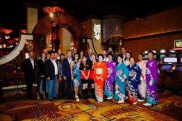 Silverton executives celebrate Su Casa grand opening