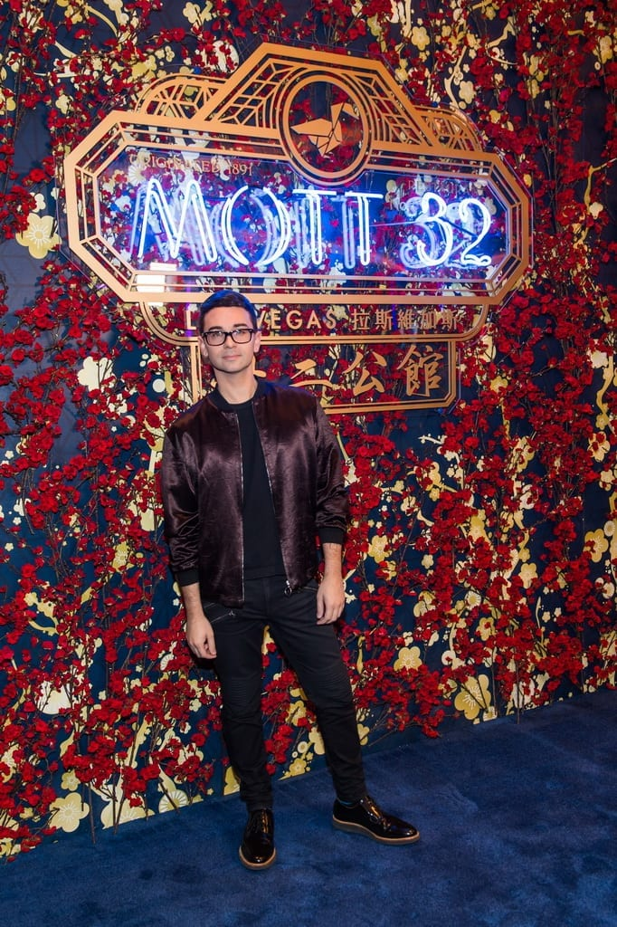 Christian Siriano at the Mott 32 grand opening at The Venetian Resort Las Vegas, 12.28.18_credit Brenton Ho (2)