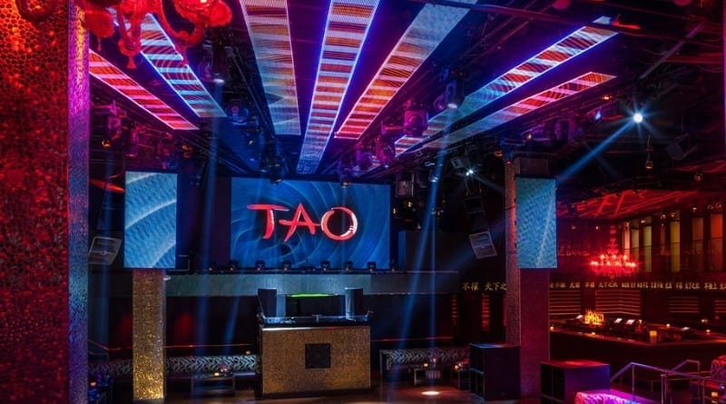 Mike Attack at TAO Las Vegas
