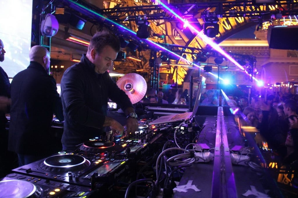 Paul Oakenfold Makes a Triumphant Return to Las Vegas