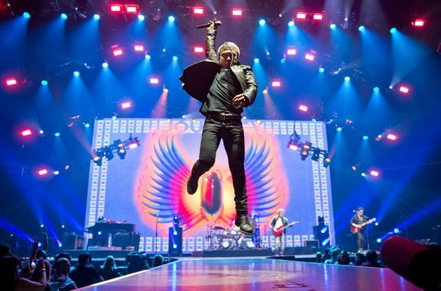 Journey The Las Vegas Residency Coming To The Colosseum