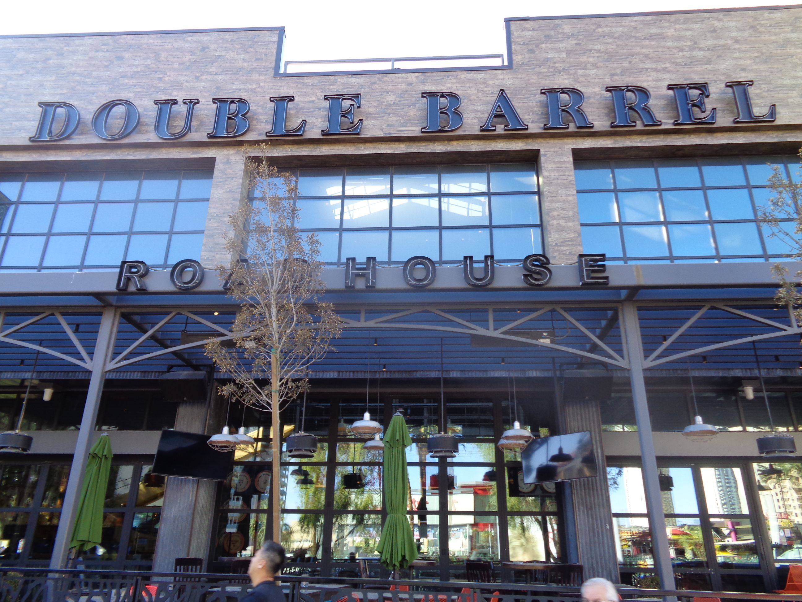 Double Barrel Roadhouse At Park Mgm Closed Vegaschanges