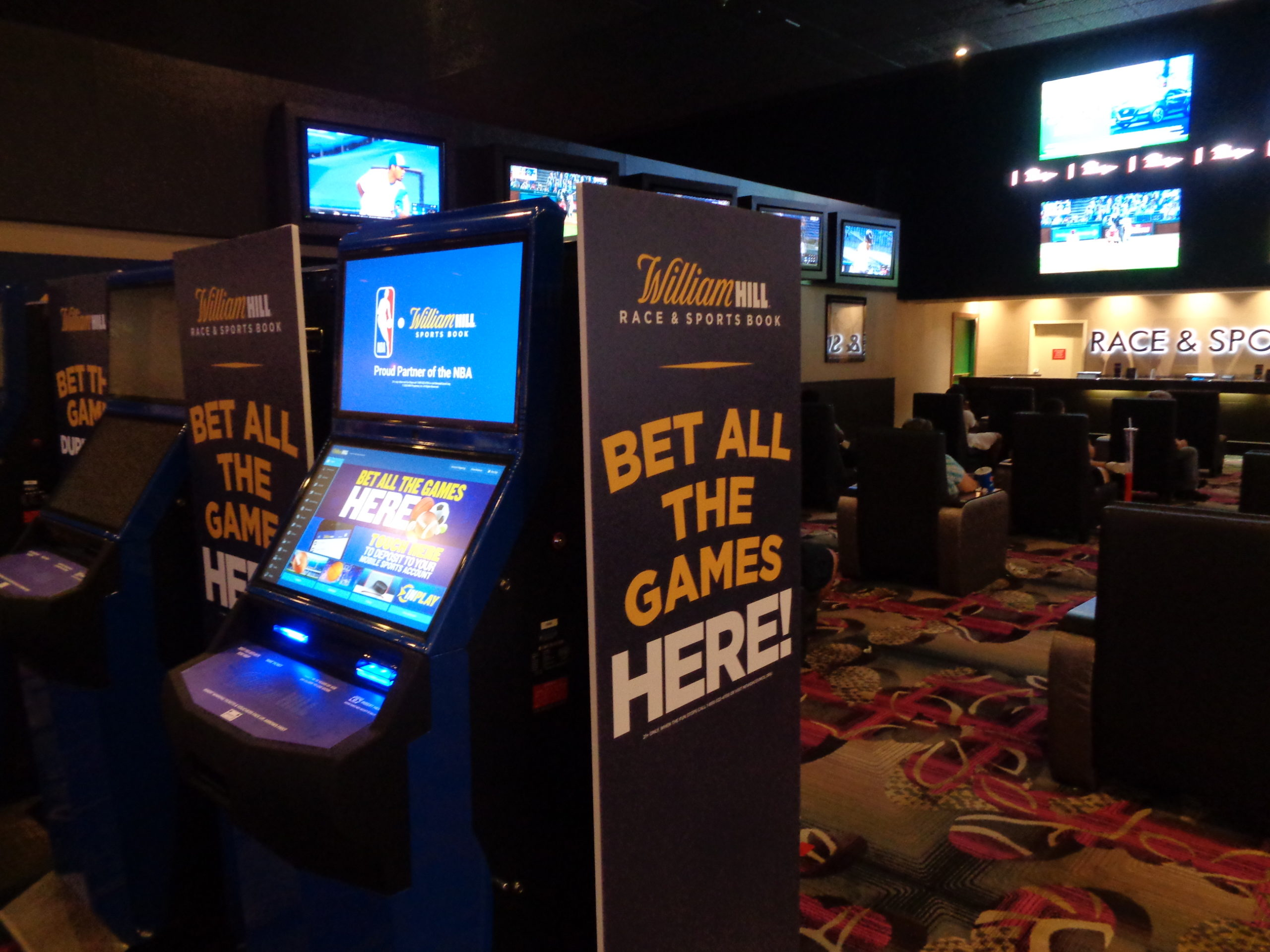 William Hill Gaming