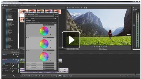 VEGAS Movie Studio 16 Suite – VEGAS Creative Software