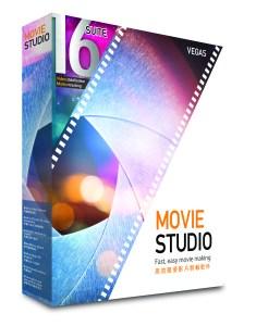 VEGAS Movie Studio 16 Suite