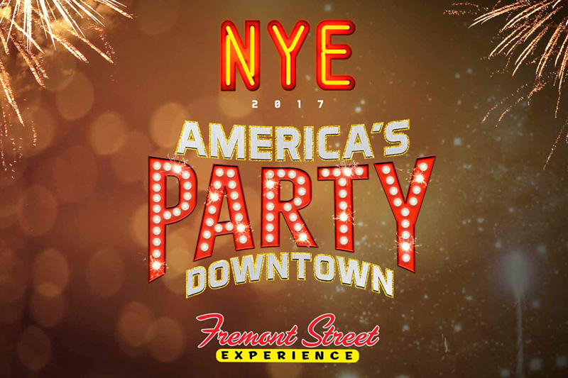 Fremont Street Experience is the Place to Be on New Year s Eve     New Year s Eve Las Vegas