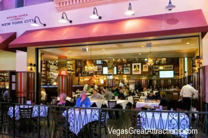 Carmines restaurant at Caesars Palace, Forum Shops