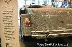 Liberace's car at Cosmopolitan