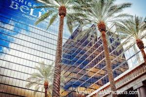 Criss Angel Believe building, Las Vegas
