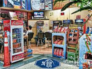 Las Vegas Convenience Store Gambling