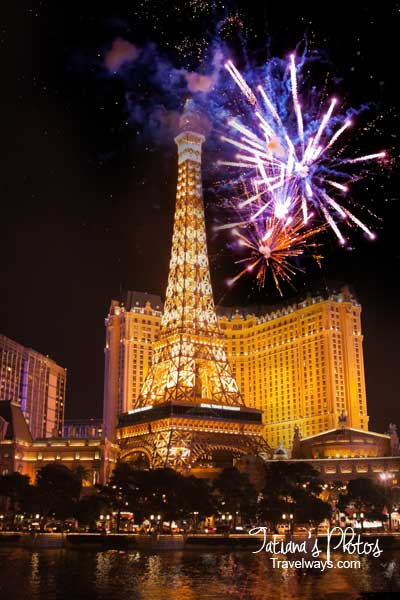 New Year's Eve 2015 Las Vegas