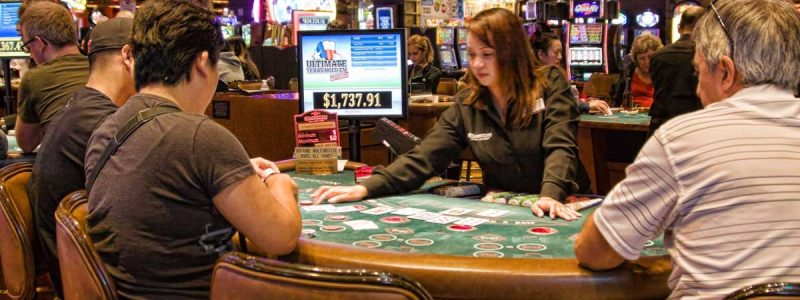 Las Vegas Gambling - Get The Edge For Winning