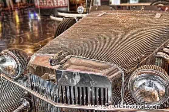 Liberace's car at Cosmopolitan