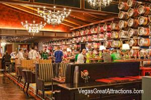 St. Patrick's Day at Gordon Ramsey - Caesar Palace Casino