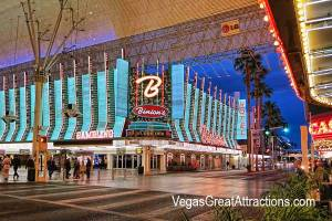 Binion's Casino on Fremont Street Experience