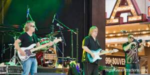 St. Patrick's Day 2015: Free Irish music on Fremont Street Experience, Las Vegas